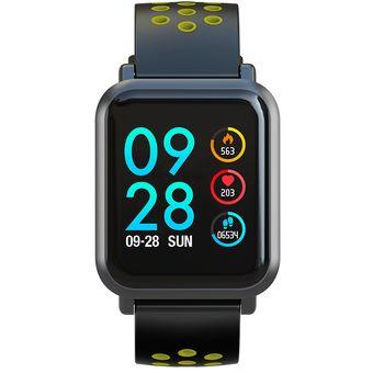 14c2060084e1 Agotado Reloj Inteligente Amarillo Smart Watch Deportivo SW55 PLUS  pulsometro Lhotse