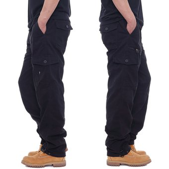 Pantalones Cargo De Algodon Monos Para Hombre Estilo Militar Entrenamiento Tactico Pantalones R Linio Peru Un055fa1ion2xlpe