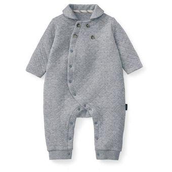 Ropa Bebe Pijamas Recien Nacido Ni A Ni O Invierno Jumpsuit Peleles Bebe 1 18 Meses Gris Linio Chile Pr818tb1cn7iylacl