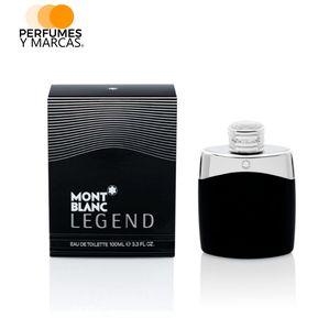 addfa4ae18 Perfume Mont Blanc Legend 100ml Para Hombre