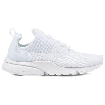new styles f3605 9508b Agotado Zapatos Running Hombre Nike Presto Fly-Blanco