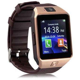 1bae66837601 Compra Reloj Inteligente SmartWatch DZ09 - Dorado online