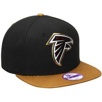 Compra Gorra Hombre New Era Atlanta Falcons-Negro online  536e2fa40c5