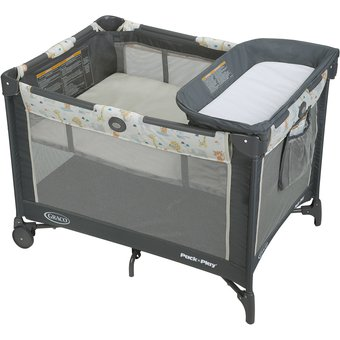0696095bd Compra Cuna Corral Cambiador Para Bebe Portatil Graco Pack N Play ...