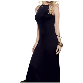 d027cecb5 Vestido Juvenil Femenino Marketing Personal 60857 Negro
