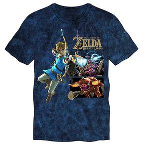 Playera Camiseta Colección The Legend Of Zelda S58 Thinkgeek b71d205e7d56d