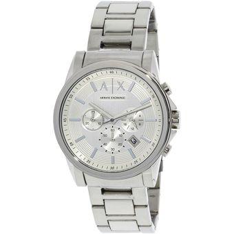 92c99e6da070 Compra Reloj Armani Exchange AX2058 Para Caballero - Plateado online ...