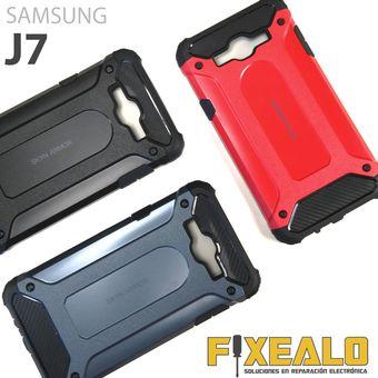 6888c8c1cf6 Compra Funda Protector Armadura Samsung J7 Neo online | Linio México