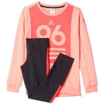 Niña Rosado Sudadera Para Adidas Ts Ay5390 Yg Cot Tgt fgyY6vbI7