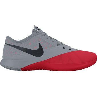 cheap for discount b1b36 edc57 Compra Zapatos Training Hombre Nike Fs Lite Trainer 4-Gris Con Rojo ...