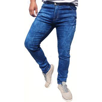 7b3bdc489a Compra Jhon Garden- Jean Comfort Skinny Fit - Azul Cristal online ...