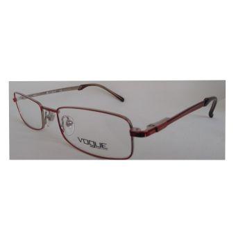 b2b6333ee6 Compra Armazones Oftalmicos Vogue Vo 3515 732 Vino Metalico online ...