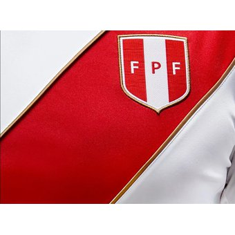Compra Camiseta Nacional De Peru (oficial Rusia 2018) Umbro KSPEHJ17 ... 4ea535f6eb3a1