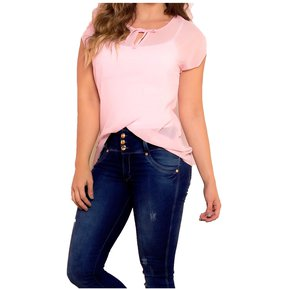 83d37a2971a Blusa Adulto Marketing Personal Para Mujer Rosa