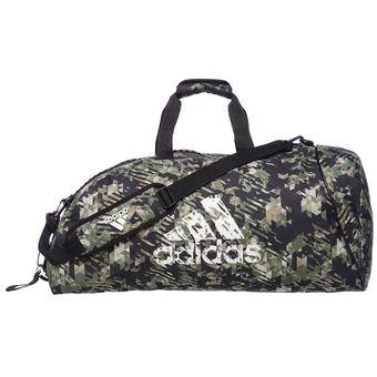 Agotado Combo Aniversario Kit Adidas Saco Militar + Maleta Deportiva Sport  Combat Grande-Gris 5dfa4bf8a2467