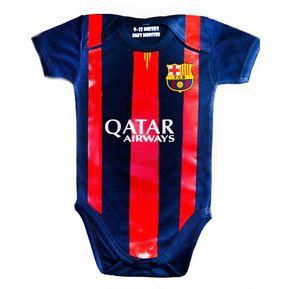 61f9519d8 Ropa Para Bebe Body Bodie Y Babero Barcelona Baby Monster