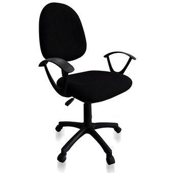 Compra Silla para Oficina Secretarial Básica Mod. JM-009 Negro ...