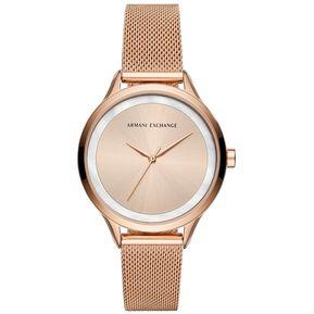 d7b39364a2d2 Reloj Análogo marca Armani Exchange Modelo  AX5602 color Oro Rosa para  Caballero