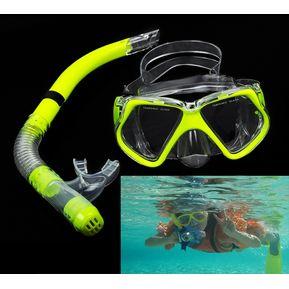 6afdd46c28 Gafas Baño Máscara Submarinismo Esnórquel Seca