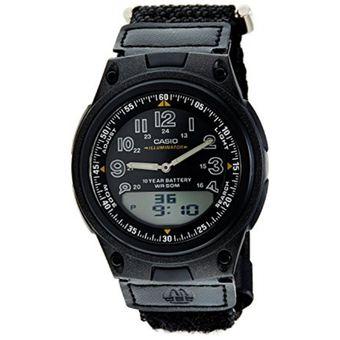 c5f2828b5de6 Compra Reloj Casio AW-80V-1B Negro Para Hombre online