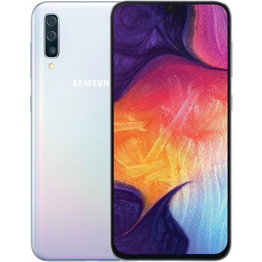 Celular Samsung Galaxy A50 64GB - Blanco