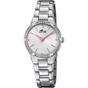 5eafb60be98f Compra Reloj Mujer 18454 1 Blanco Lotus online