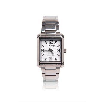fdd5107933be Compra Reloj Casio MTP1336D7A-Plateado online