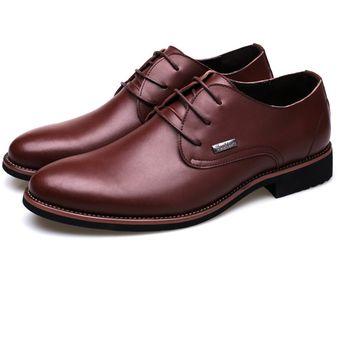 Formal Zapatos Marrón Hombre De Para Vestir qI4IxHBw