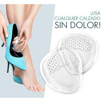 Gel Alto Almohadillas Para Masajeadoras De Zapatos Tacón erCBodWx