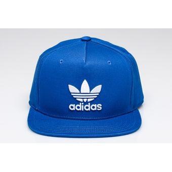 4da20b2e2181d GORRAS ADIDAS AC CAP TRE FLAT AZUL gorra adidas azul