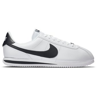 Tenis Deportivos Hombre Nike Classic Cortez Leather Blanco