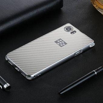 1a525b25258 Compra Funda De Metal Aluminio Para BlackBerry Keyone-Plata online ...