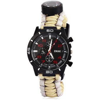 1c21b0e4d298 Compra Reloj De La Pulsera De La Supervivencia Al Aire Libre Con El ...