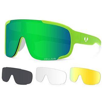 Gafas 3 Lentes Polarizadas Hombre Y Mujer Gafas Sol Deportivas Bicicleta Montaña Gafas Para Correr Linio Perú Ge582sp0wf3q4lpe
