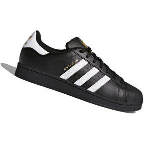 new product 42e97 ac5e2 Zapatilla Adidas SuperStar Para Hombre - Negro