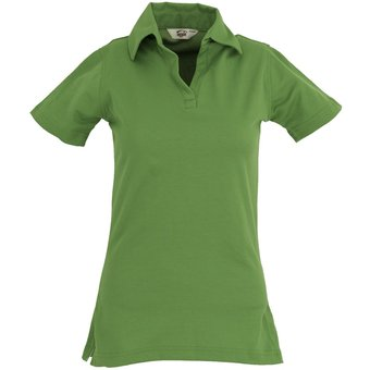 Playera Dama POLO Dry FIT Mujer Dacache Uniforme Empresarial Ejecutivo  Oficina Color-Verde Manzana 6f274a5950767