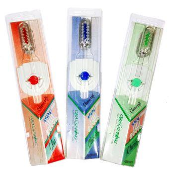Compra Cepillos de Dientes Oralspring 10 Unidades-Multicolor online ... 36cc3d58e81f