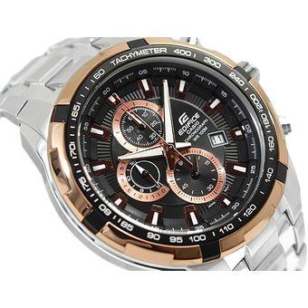 e3a926299d74 Compra Reloj Casio Edifice EF-539D-1A5V Analógico Hombre - Plateado ...