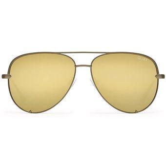 02e9f52b79 Compra Lentes De Sol Quay Australia High Key Unisex Gold Mirror ...