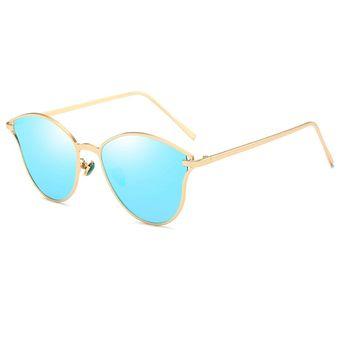 4c2c9b4b36 AORON Sunglass Película En Color Personalizado Gafas De Sol Polarizadas  Gran Caja De Reparación Cara De