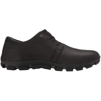 Compra Caterpillar - Zapatos De Cuero Hombre Mitigate P721253 Negro ... b4e571cab9f8