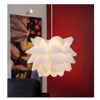 Blanco Knappa Ikea De Techo Lámpara nNOkwX80P