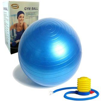 Compra Bola De Yoga 65cm Pelota Fitness Pilates + Inflador G-techz ... 8cf5e102f702