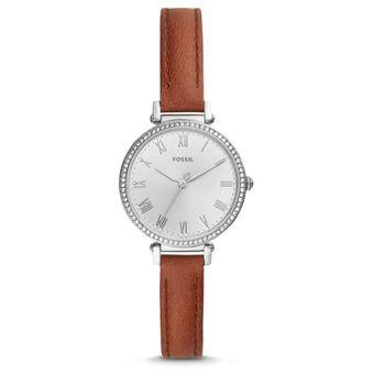 864f4f2e692d Compra Reloj Fossil ES4446 Cafe Mujer Cuero online