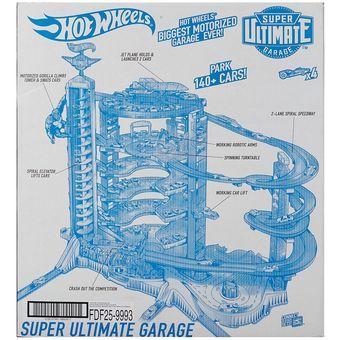 Compra Pista Para Carros Super Ultimate Garage Hot Wheels Online