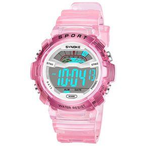 11b6d3ac2ec4 Reloj Digital Deportivo Deportivo Impermeable Para Niños