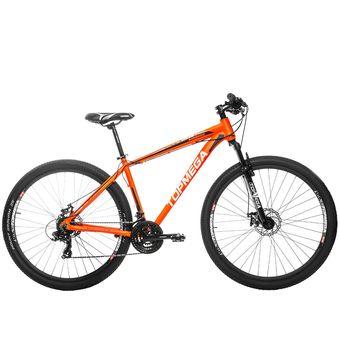 Bicicleta TOPMEGA Sunshine T18  R29 21v Naranja ofertas mas destacadas