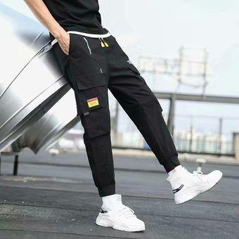 Pantalones Camuflados Para Hombre Pantalones De Camuflaje Pantalones Hip Hop Pantalones Casuales Para Hombre Jogger Hombre Ropa De Calle Punk Juvenil Pantalones De Algodon Para Otono Para Hombre Wan Linio Peru