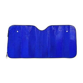 0285c1fa9 Agotado Parasol Termico Protector Solar De Carro Elaborado en PE - Azul