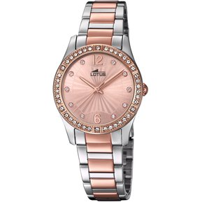 ebd476fb5002 Reloj 18384 2 Plateado Lotus Mujer Bliss Lotus